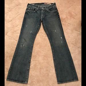 Men's Big Star Jeans 32x34